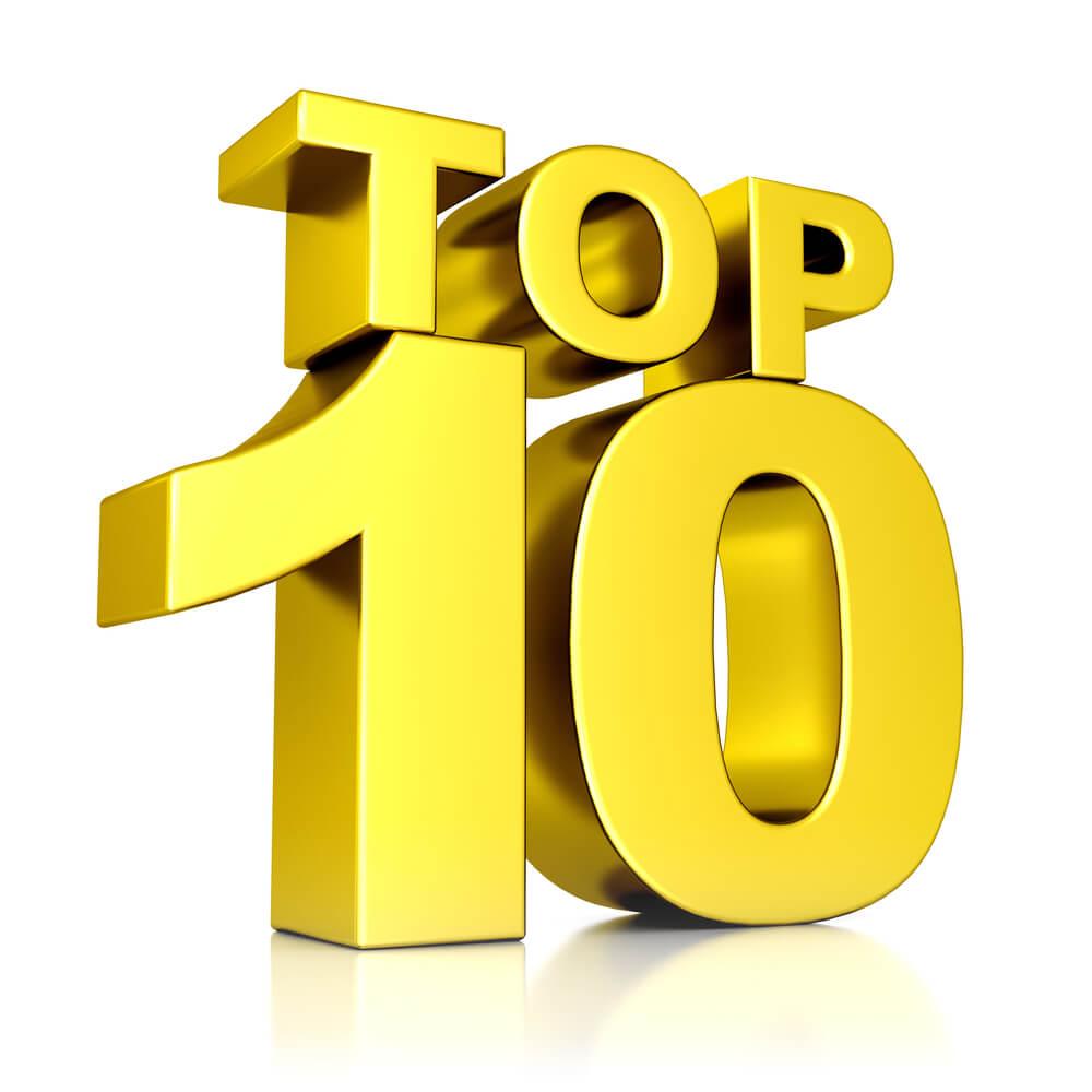 TOP 10 termék