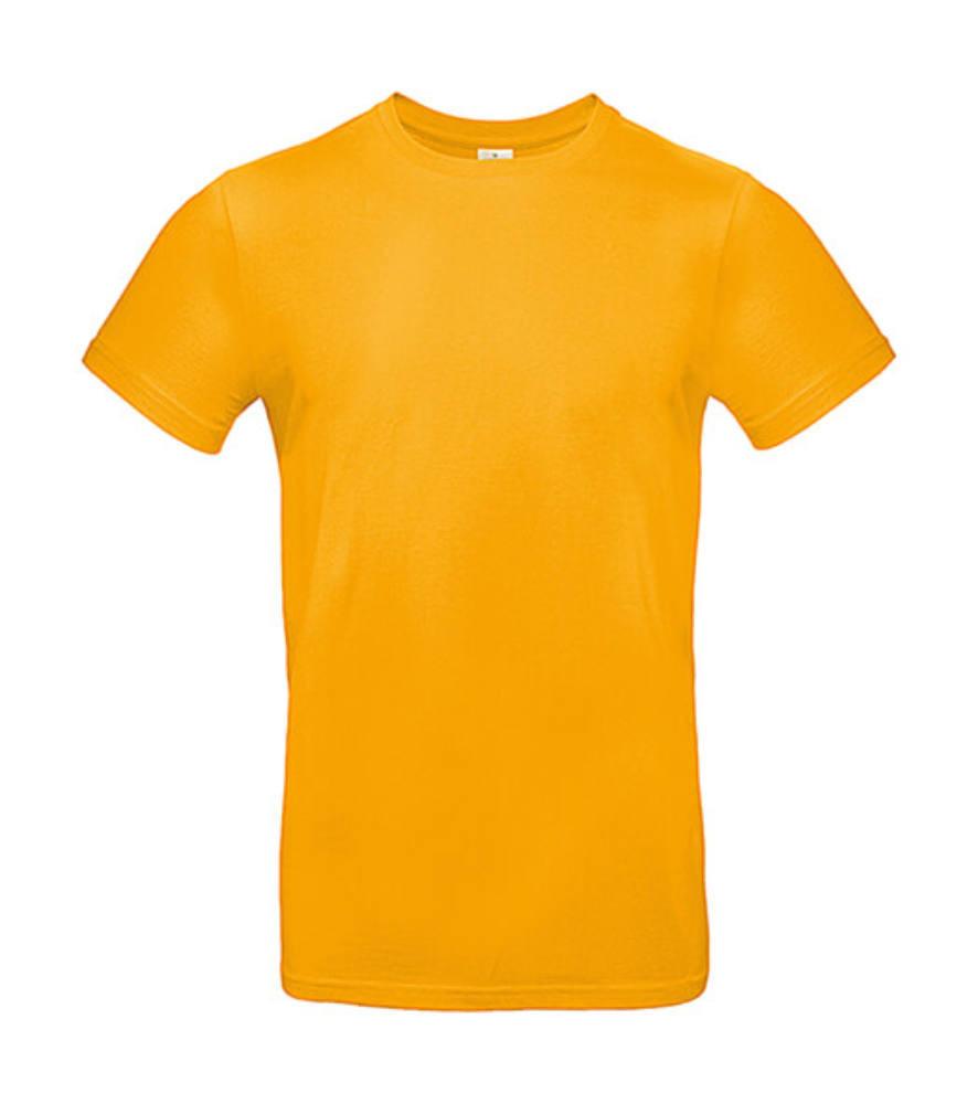 Csomag akciós póló (minimum 3 db) Férfi rövid ujjú póló B&C #E190 T-Shirt -2XL, Sárgabarack