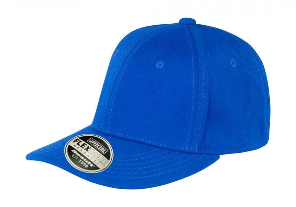 Uniszex sapka Result Caps Kansas Flex Cap L/XL, Vivid kék